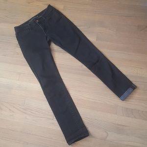 My Favorite Banana Republic Jeans in Black